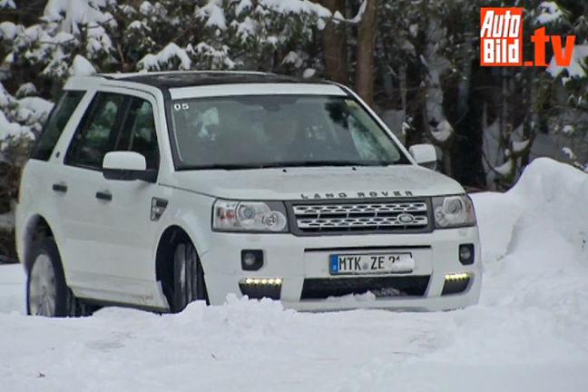 Video: Land Rover Freelander