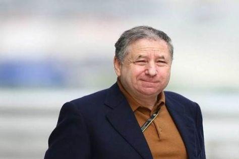 FIA-Boss Jean Todt wünscht sich mehr Unterstützung aus der Formel-1-Gemeinde