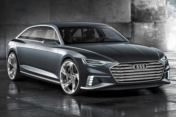 Audi macht den A9 zum Sport-Kombi