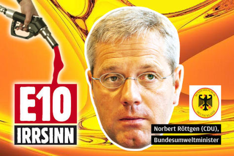 Norbert Röttgen (CDU), Bundesumweltminister