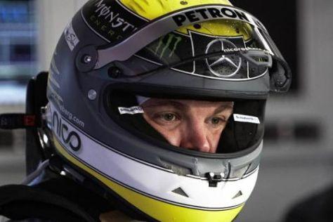 Nico Rosberg fiebert dem Saisonauftakt in Melbourne schon entgegen