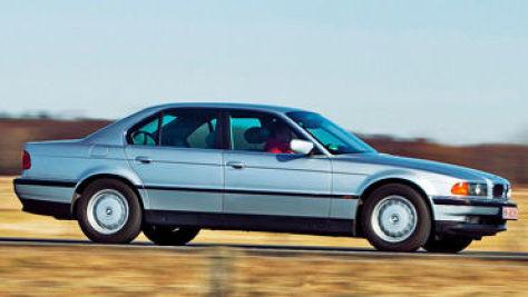 Tests BMW 735i Gebrauchtwagentest