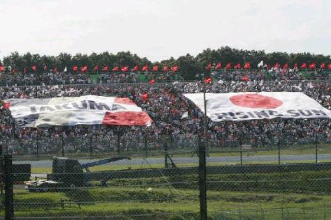 Ob der Grand Prix von Japan am 9. Oktober stattfinden kann, ist derzeit unklar
