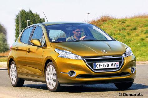 Peugeot 208 Fünftürer