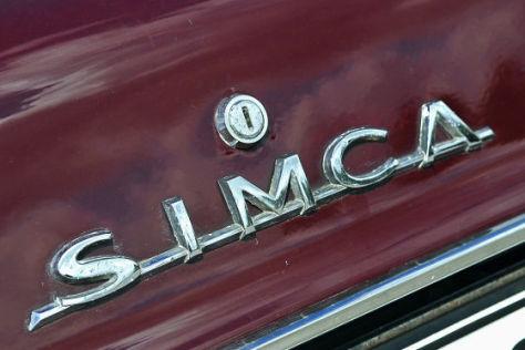 Namenszug Simca