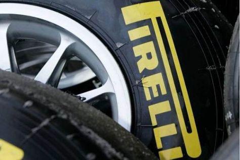 Nur die Soft-Pirellis werden den traditionellen gelben Schriftzug tragen