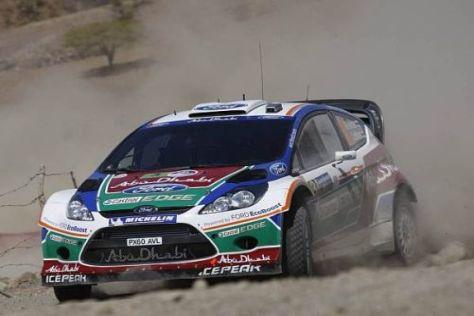 Mikko Hirvonen rechnet in Portugal mit einer anspruchsvollen Rallye