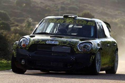 MINI wird mit dern Startnummern 37 und 52 in die WRC zurückkehren