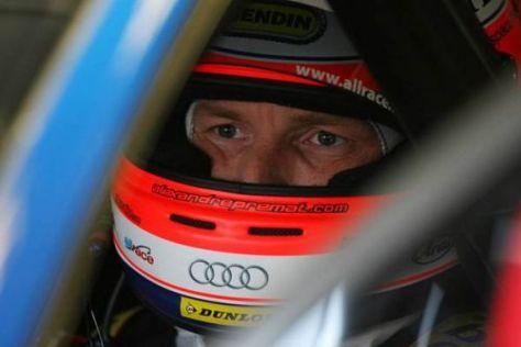 Alexandre Premat will spätestens 2012 wieder in einem DTM-Auto sitzen