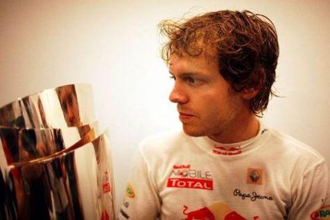 Den Moment des Triumphs in Abu Dhabi wird Sebastian Vettel nie vergessen
