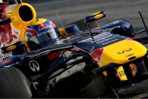 Mark Webber will am Wochenende beim Heimspiel einen guten Auftakt erleben