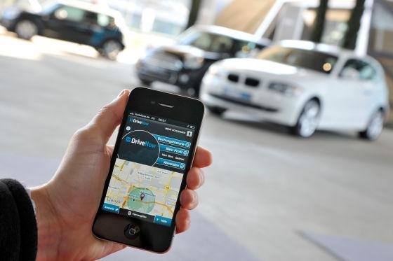 BMW Car-Sharing