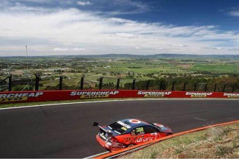 Der herrliche Mount Panorama: Bathurst bietet besondere Aussichten