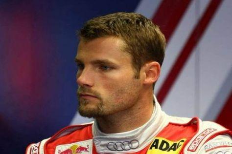 Viel Druck: Martin Tomczyk muss sich 2011 im Jahreswagen neu beweisen