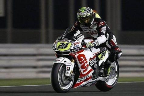 Moto2-Champion Toni Elias war in Katar klar der langsamste Pilot