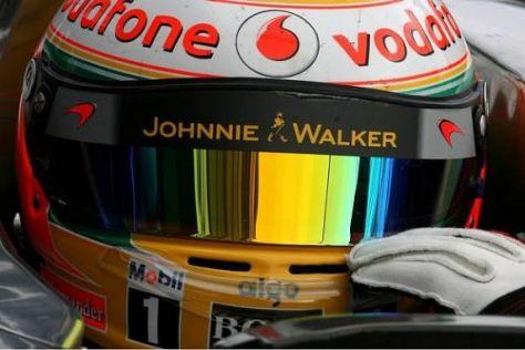 Lewis Hamilton blickt dem Rest des Wochenendes sehr optimistisch entgegen