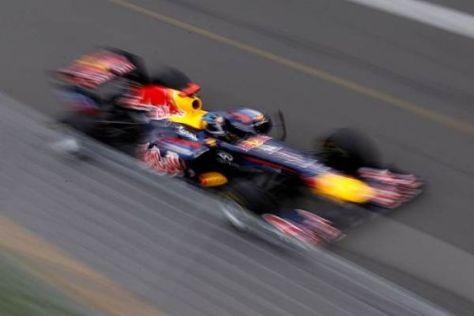 Sebastian Vettel stellte im Qualifying einen neuen Streckenrekord auf