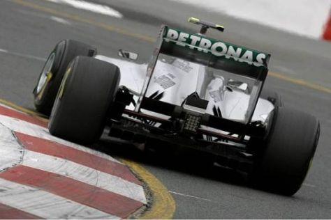 Nico Rosberg glaubt nicht, dass 1,9 Sekunden Rückstand repräsentativ sind