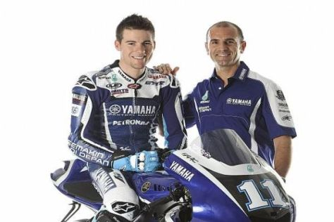 Ben Spies und Massimo Meregalli arbeiten schon seit Jahren zusammen