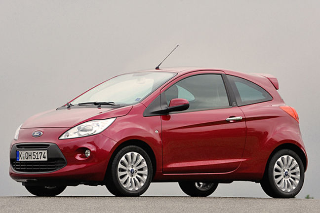 Video: Ford KA mit neuer Technik