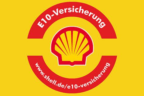 E10-Versicherung von Shell