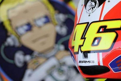 """Findet """"Doktor"""" Rossi das richtige Rezept für ein erfolgreiches Rennen in Jerez?"""