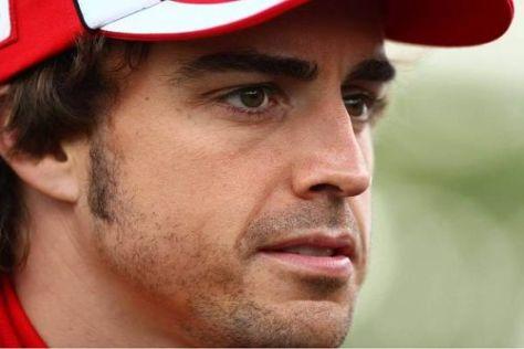 Fernando Alonso glaubt auch nach der Enttäuschung von Melbourne an den Titel