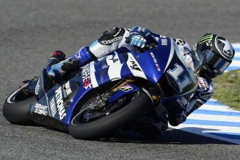 Ben Spies war mit dem Verlauf des ersten Trainingstages in Jerez unzufrieden