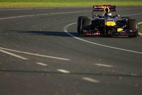 Sebastian Vettel und Red Bull: Sepang wirft bereits seine Rennschatten voraus...