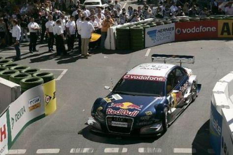 Mit großer Wahrscheinlichkeit wird man den Red-Bull-Audi in Graz sehen