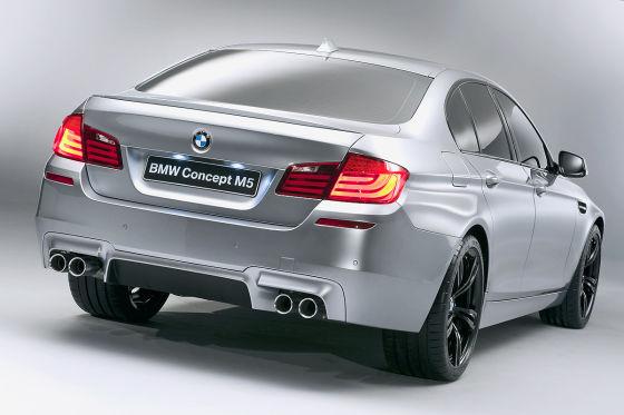 BMW M5 Concept (2011)