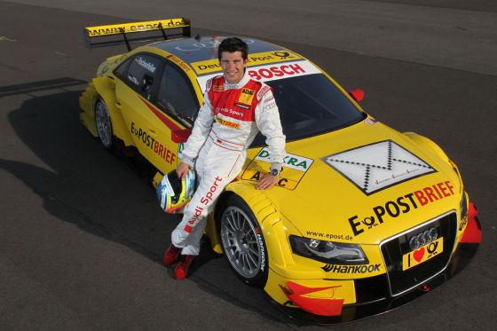 Audi zeigt DTM-Boliden