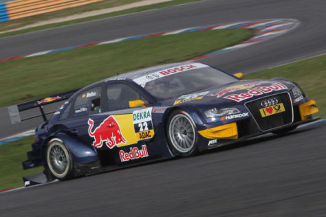 DTM 2011: Die Audi-Renner