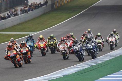 Im Motorradsport hat Doping auch in Zukunft nichts verloren