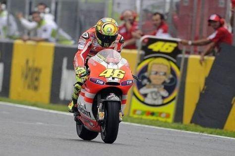 Carlo Pernat: Ducati-Pilot Valentino Rossi hätte in Jerez gewinnen können
