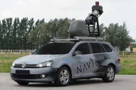 Kamerawagen Bing Maps Streetside