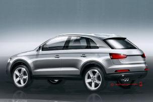 Audi gibt Q3-Ausblick