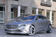 Video: Mercedes-Benz Concept A