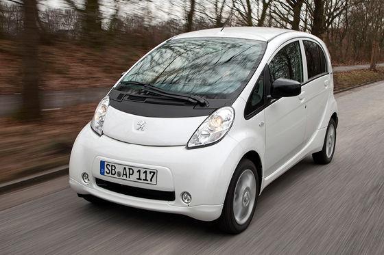 Video: Peugeot iOn