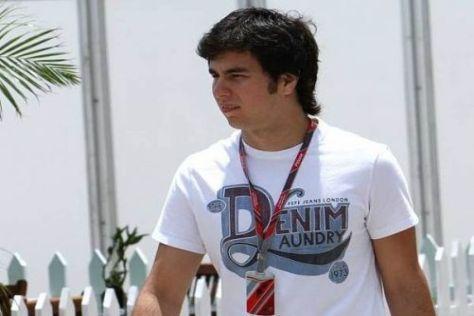 Sergio Perez will sich die verlorenen Punkte von Melbourne zurückholen