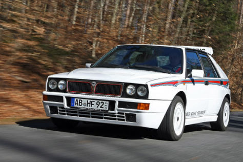 Lancia Delta Integrale