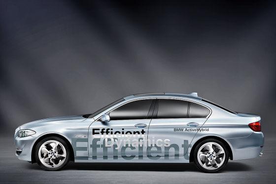 BMW-Hybrid für China