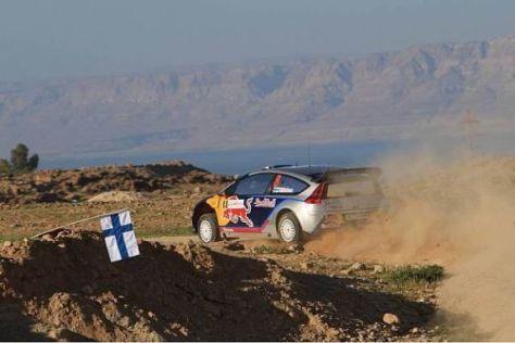 Die Recce der Rallye Jordanien wurde nun um einen Tag verschoben