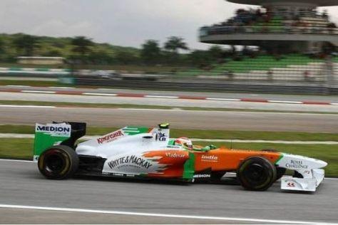 Paul di Resta will auch im dritten Grand Prix wieder Punkte einfahren