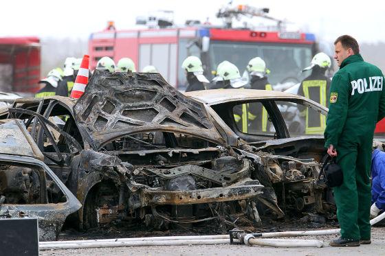 Acht Tote, 131 Verletzte