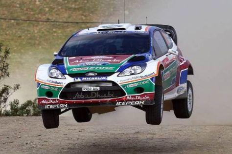 Mikko Hirvonen will in Jordanien seinen Sieg von 2008 wiederholen