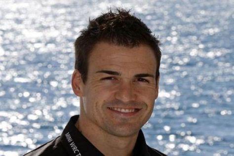 Daniel Sordo möchte in der ersten Saison mit dem MINI WRC auf das Podium