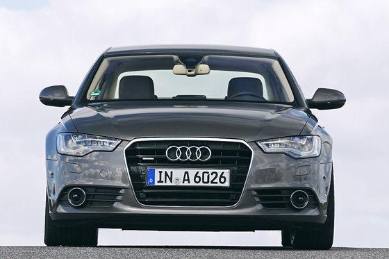 Video: Audi A6