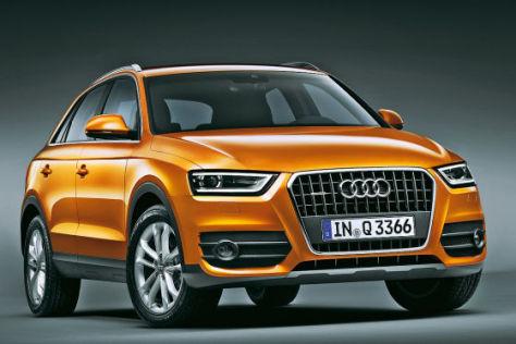 Audi Q3: Vorstellung