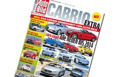 AUTO BILD Cabrio Extra 2011
